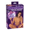 "Nippelsauger ""Ultraviolett Nipple Sucker"" mit Vibration"