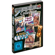 """Better-Sex-Line Paket"", 4 DVDs"