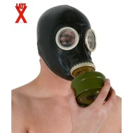 Latex Gas Mask