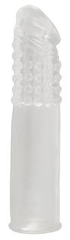 Penishülle, 17,5 cm, transparent