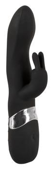 rabbitvibrator-blacky-21-cm-mit-7-vibrationsrhythmen