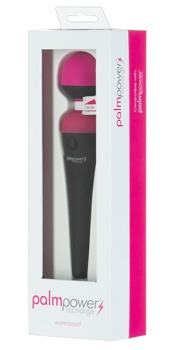 "Massagestab ""Palm Power recharge"", 19,5 cm, mit Multispeed-Vibration"