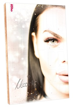 """Adventskalender """"Nicolette"""" mit exklusivem Fan-Artikel"""