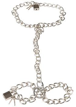 halsfessel-mit-handfesseln-aus-metallketten