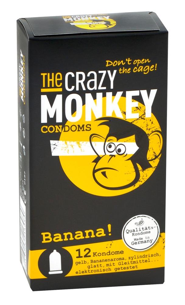 Banana-Kondome bei Orion - Erotikshop