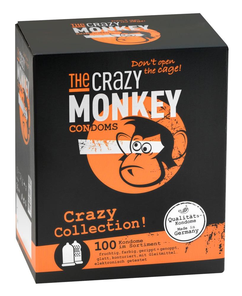 Crazy Collection! 100 Kondome bei Orion - Erotikshop