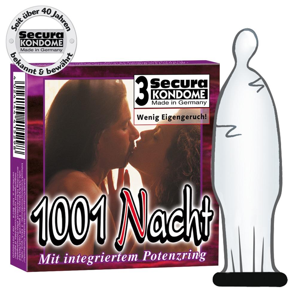 Secura Kondome 1001 Nacht