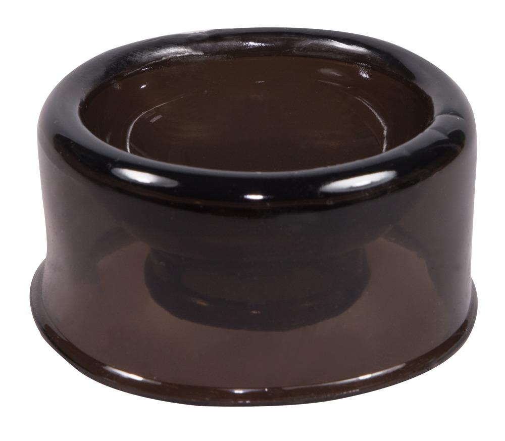 Ersatzmanschette für Pumpen Schwarz
