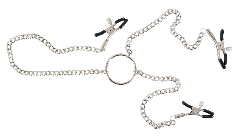 Nipple & Clit Chain