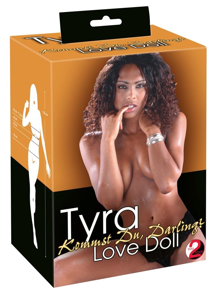 Tyra Lovedoll bei Orion - Erotikshop