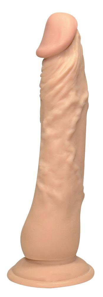 """Naturdildo """"European Lover´´, 23 cm, PVC"""