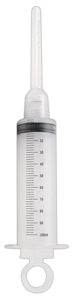 Intim-Dusche mit 2 Schraub-Aufsätze