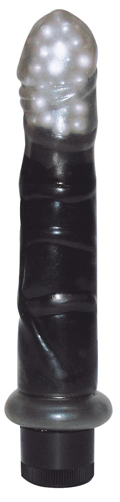 "Perlenvibrator ""Black Jewel´´, 17 cm"