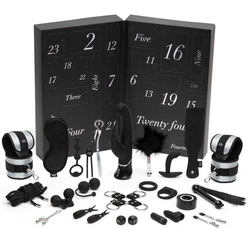 "Adventskalender ""Countdown Calendar"" mit 24 Toys"