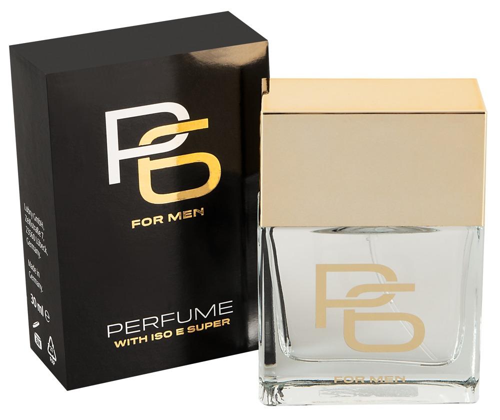 "Herrenparfum ""P6 Super´´ mit ISO E Super, 25 ml"