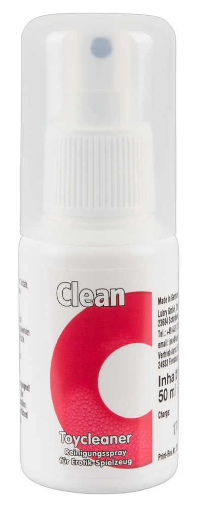 »O-Clean« Sex Toy Cleaner
