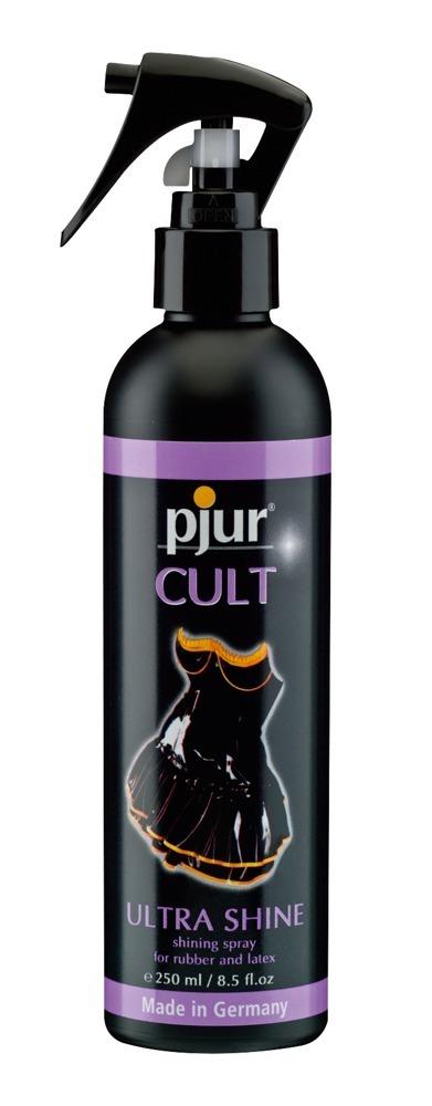 Pflegespray Cult Ultra Shine für Latexkleidung 250 ml