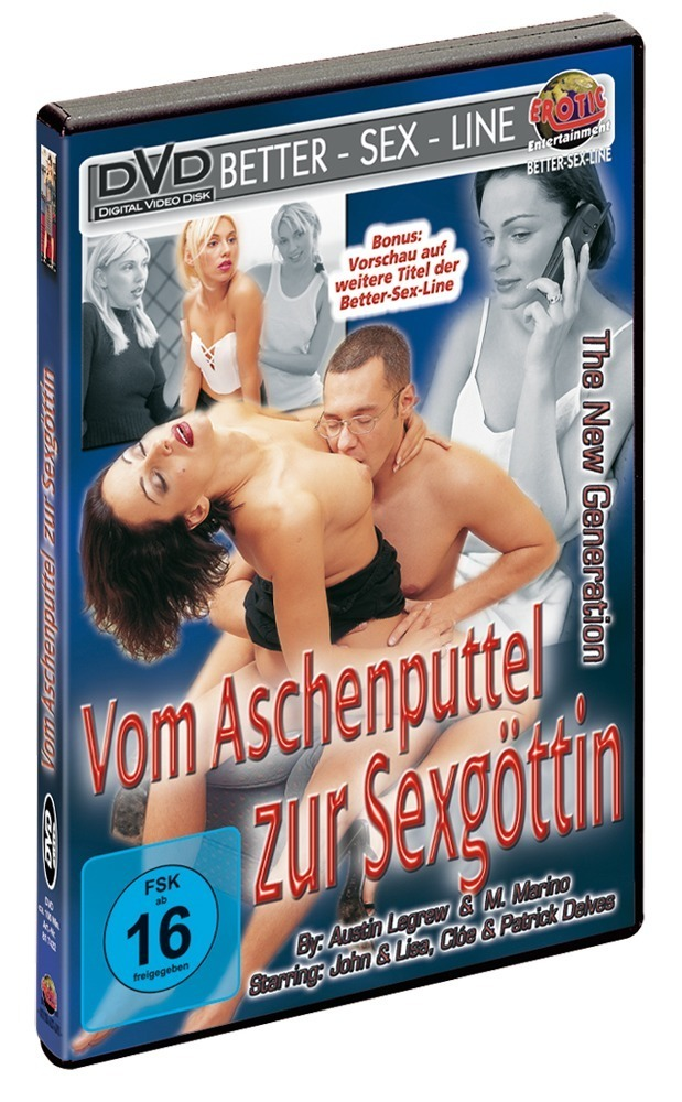 Vom Aschenputtel zur Sexgöttin Erotik DVD bei Orion - Erotikshop