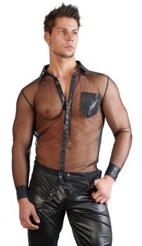 transparentes-herren-hemd