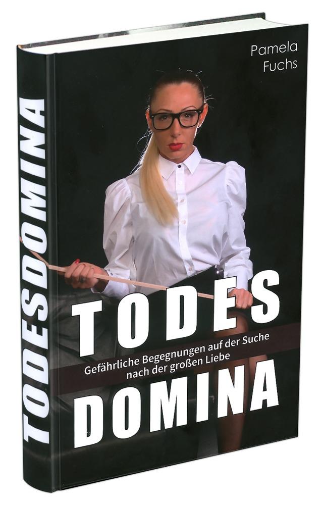 "egoth Verlag ""Todesdomina´´, Pamela Fuchs, Hardcover - broschei"