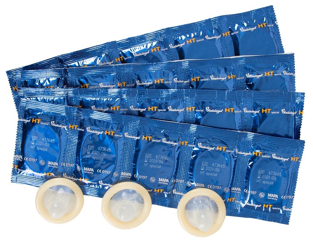"Kondome ""HT spezial´´, besonders dick"
