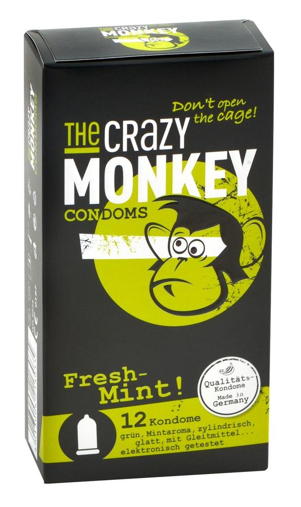 """Kondome """"Fresh-Mint mit Aroma"""