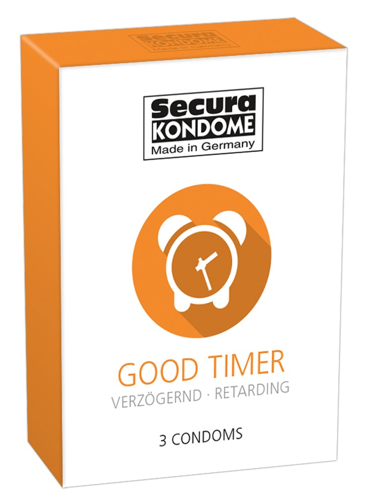 "Kondome ""Good Timer"", feucht"