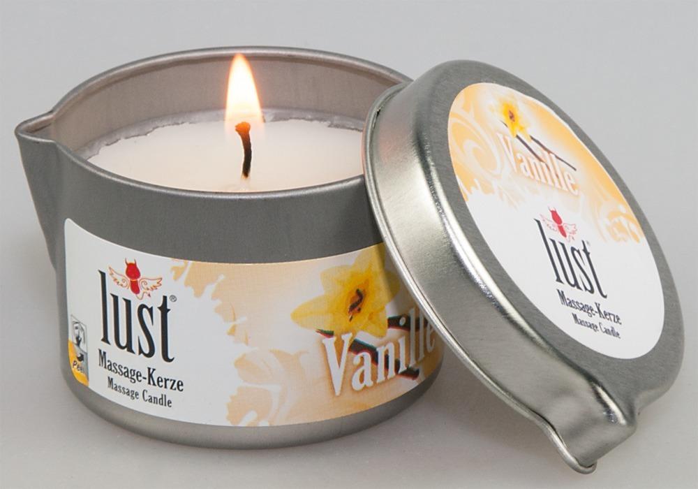 """Massagekerze """"Vanille"""", 50 ml"""