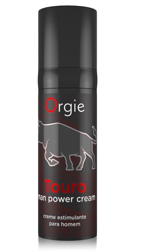 """Beautyenigma """"Touro creme´´, pflegende Intimcreme für den Mann, 15 ml"""
