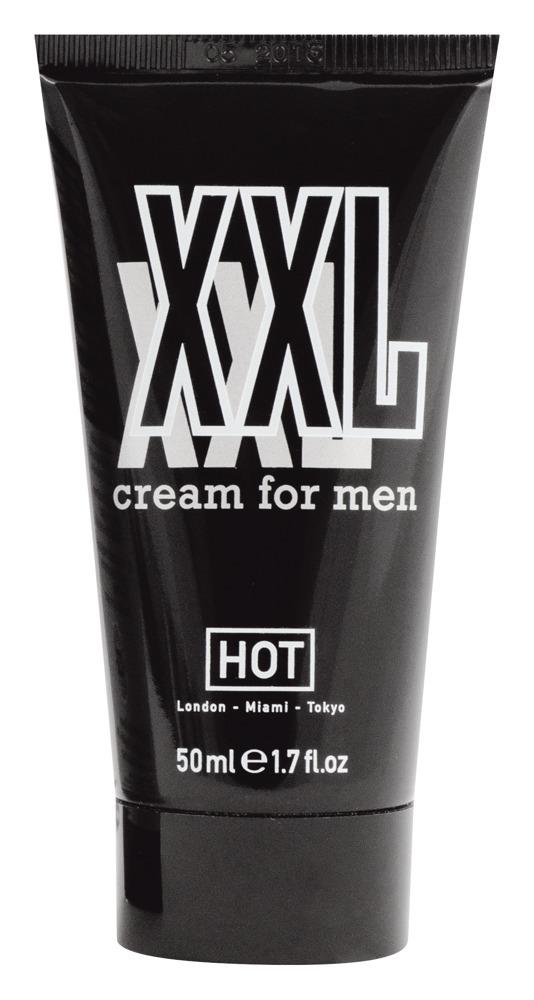 """Creme """"XXL cream for men´´, durchblutungsfördernd"""