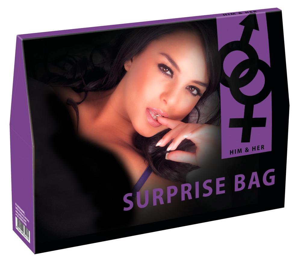 """Mehrteilige Überraschungs-Box """"Surprise´´"""