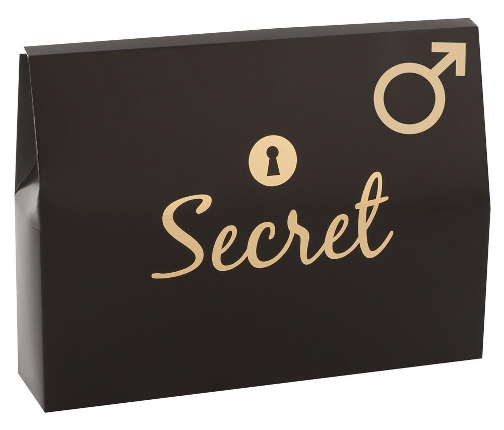 """Lustbox """"Your secret pleasure´´ für Ihn"""