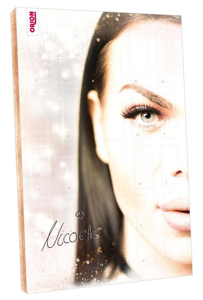 Adventskalender Nicolette 2018 mit 25(!) Türche...