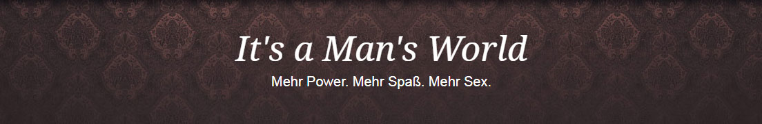 Man's world bei ORION