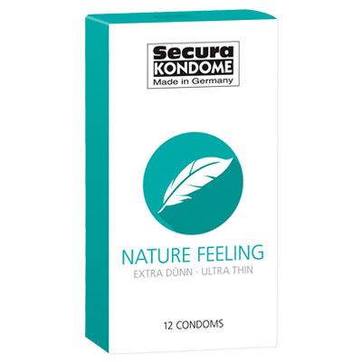 Nature Feeling Secura Kondome